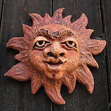 Dekorácie - Slunce - 13464538_