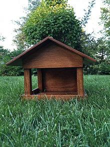 Pre zvieratá - kŕmidlo pre vtáčiky - 13465067_