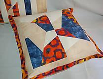 Úžitkový textil - do obývačky - 13463497_