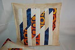 Úžitkový textil - do obývačky - 13463501_