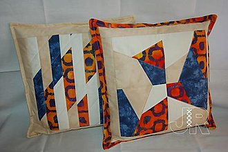 Úžitkový textil - do obývačky - 13463494_