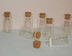 Obalový materiál - fľaštička 20 x 40 - 13464149_
