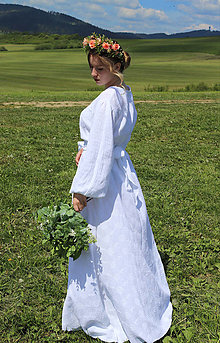 Šaty - Svadobné šaty pre vílu - 13462899_