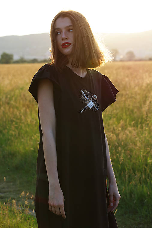 Šaty z Bio bavlny