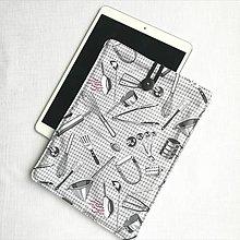 """Tašky - Puzdro na 10,5"""" iPad,tablet Kulinár - 13467529_"""