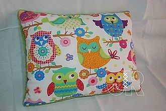 Úžitkový textil - sováčik - 13466897_
