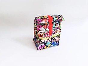 Iné tašky - Desiatnik grafity - 13468647_