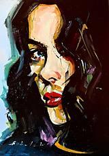 Obrazy - portrety - 13469842_