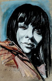 Kresby - portrety - 13469873_