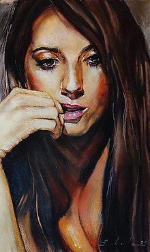 Kresby - portrety - 13469918_