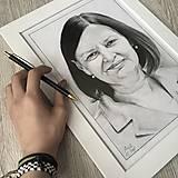 Kresby - Portrét na objednávku - 13471272_