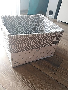 Krabičky - Úložný box - 13470558_