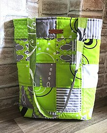 Veľké tašky - Letná taška - 13471834_