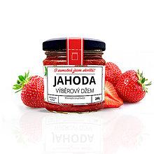 Potraviny - Jahoda džem - 13473275_