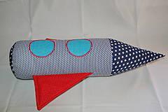 Hračky - raketa - 13472210_