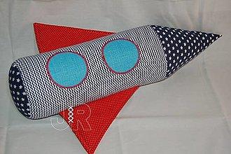 Hračky - raketa - 13472206_