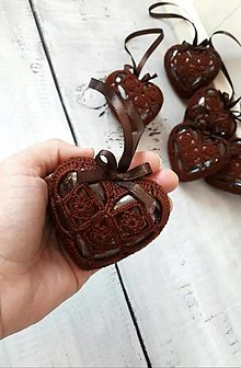 Dekorácie - čokoládové - 13475711_