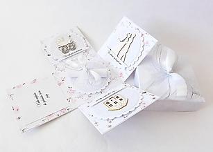 Krabičky - Exploding box - darčeková krabička svadobná - 13473955_