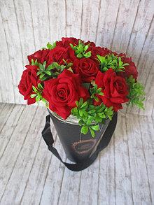 Dekorácie - Flower box - 13474868_