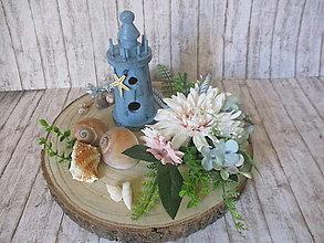 Dekorácie - Morská dekorácia - 13475155_