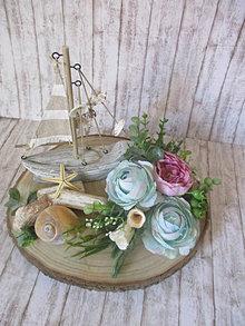 Dekorácie - Morská dekorácia - 13475182_