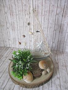 Dekorácie - Morská dekorácia - 13475258_