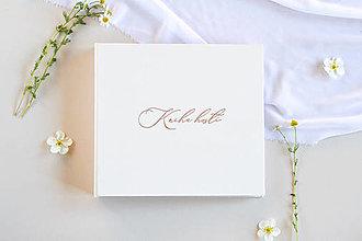 Papiernictvo - Kniha hostí - 13475406_