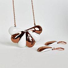 Náhrdelníky - Porcelánová souprava šperků - Porcelain Soul - 13475727_