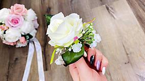 Pierka - Svadobné pierko pre ženícha - 13474205_