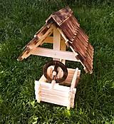 Dekorácie - Záhradná studňa - 13474225_