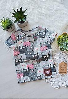 Detské oblečenie - tričko - 13480198_
