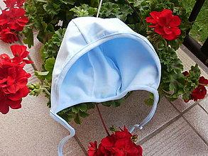 Detské čiapky - čiapočka pre najmenších - 13480502_