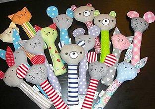 Hračky - hračky do rúčky - 13480494_
