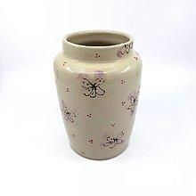Nádoby - Kvetinová nádoba - 13479217_