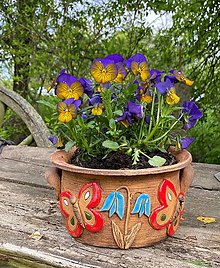 Nádoby - Květináč-obal - 13482856_
