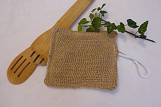Úžitkový textil - kuchynská hubka na riad - 13483404_