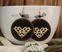 Náušnice - Ornamenty - 13483870_