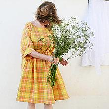 Šaty - recy šaty zo závesu - 13484651_