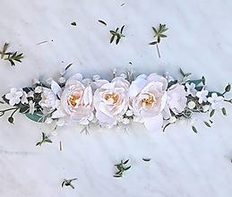 Opasky - Kvetinový opasok - 13486696_