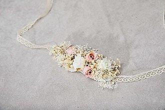 """Opasky - Kvetinový opasok """"keď sa brieždi"""" - 13487374_"""