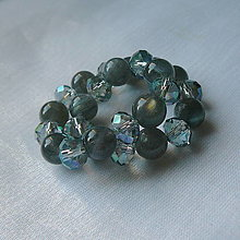 Šperky - Náramok labradorit - 13486551_