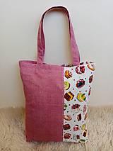 Nákupné tašky - Nákupná taška - 13490673_