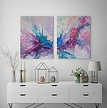 Obrazy - Abstrakcia Q-RM 60x40 - 13489103_