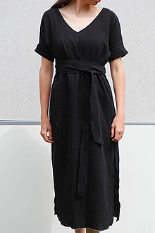 Šaty - Mušelinove šaty 2v1_ZĽAVA - 13492083_