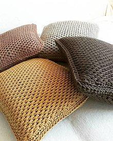 Úžitkový textil - Vankúš Nordic Day - 13491622_