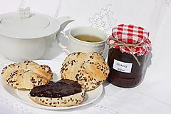 Potraviny - Pečené slivky bez cukru a konzervantov  so škoricou -zdravá maškrta - 13494184_