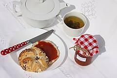 Potraviny - Domáci marhuľový džem bez konzervantov - 13494245_
