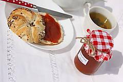 Potraviny - Domáci marhuľový džem bez konzervantov - 13494249_