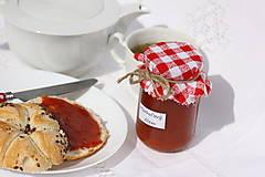 Potraviny - Domáci marhuľový džem bez konzervantov - 13494252_