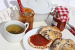 Potraviny - Domáci marhuľový džem bez konzervantov - 13494253_